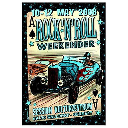 9th Rock'n'Roll Weekender Walldorf [DVD] [2008] from Various