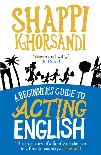 A Beginner's Guide To Acting English from Ebury Press