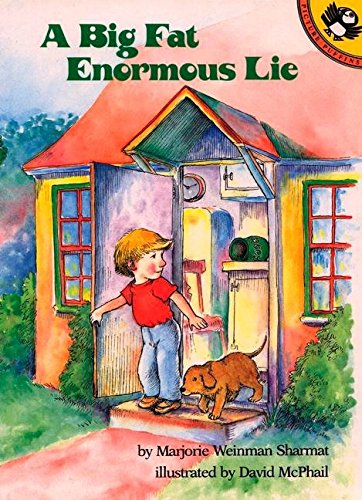 A Big Fat Enormous Lie (Picture Puffin Books) from Puffin Books