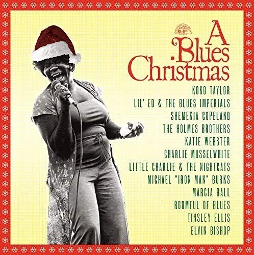 A Blues Christmas [VINYL] from ALLIGATOR