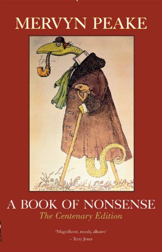 A Book of Nonsense - The Centenary Edition from Peter Owen Ltd