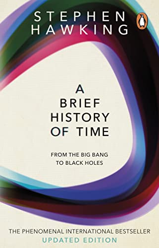A Brief History Of Time: From Big Bang To Black Holes from Bantam