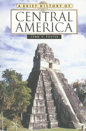 A Brief History of Central America: Second Edition from Checkmark Publishing