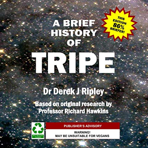 A Brief History of Tripe from TMB Books