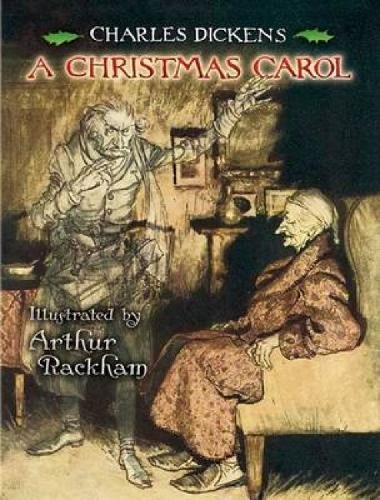 A Christmas Carol from Dover Publications Inc.