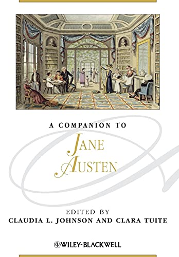 A Companion to Jane Austen: 150 (Blackwell Companions to Literature and Culture) from John Wiley & Sons
