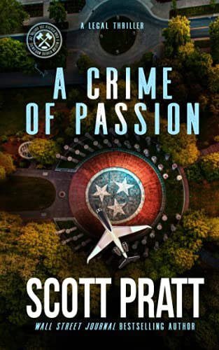A Crime of Passion: Volume 7 (Joe Dillard Series) from Phoenix Flying Inc.