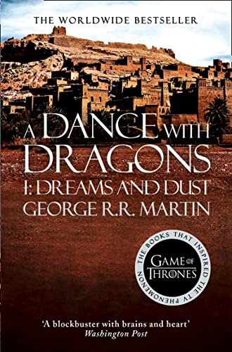 A Dance With Dragons: Part 1 Dreams and Dust (A Song of Ice and Fire, Book 5) from HarperVoyager
