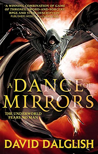 A Dance of Mirrors: Book 3 of Shadowdance from Orbit