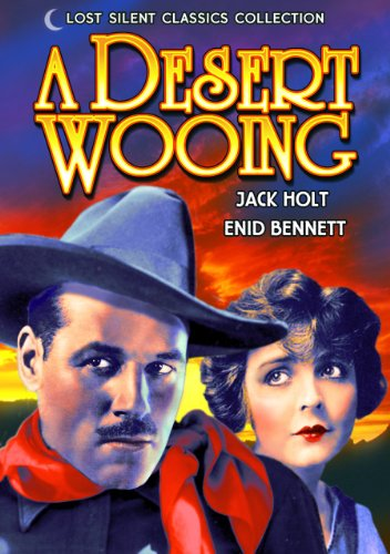 A Desert Wooing (Silent) (DVD) (1918) (All Regions) (NTSC) (US Import) [Region 1] from Alpha Video