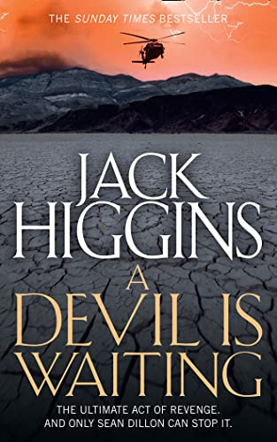 A Devil is Waiting (Sean Dillon Series) from Harper