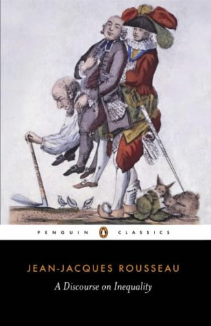 A Discourse on Inequality (Classics) from Penguin Classics