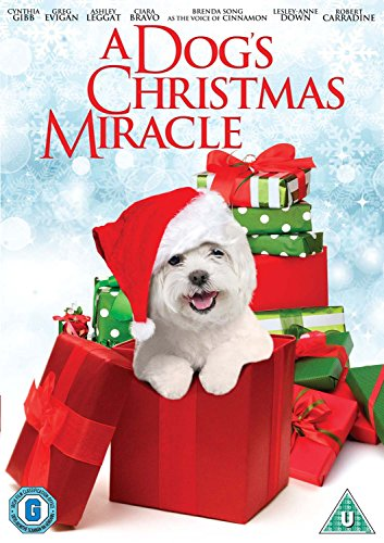 A Dog's Christmas Miracle [DVD] from Lions Gate Home Entertainment