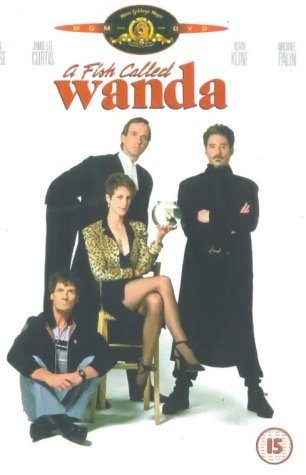 A Fish Called Wanda [DVD] [1988] from MGM