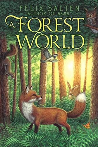 A Forest World (Bambi's Classic Animal Tales) from Aladdin Paperbacks