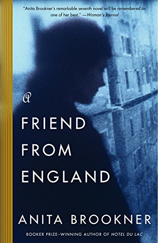A Friend from England (Vintage Contemporaries) from Vintage