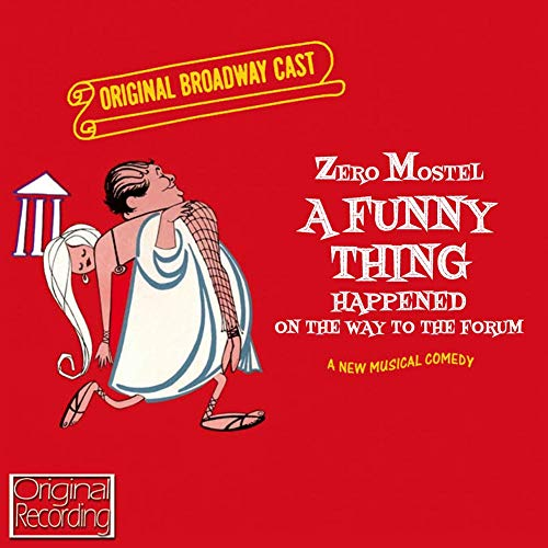 A Funny Thing Happened On The Way To The Forum - Original Broadway Cast from Hallmark