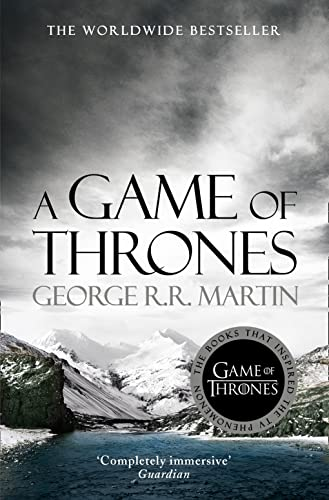 A Game of Thrones (A Song of Ice and Fire, Book 1) from HarperVoyager