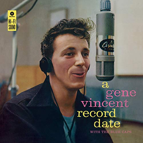A Gene Vincent Record Date + 2 bonus tracks (180g) [VINYL] from WAX TIME RECORDS