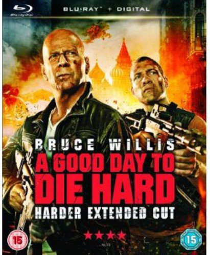 A Good Day to Die Hard (Blu-ray + UV Copy) from 20th Century Fox Home Entertainment