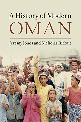 A History of Modern Oman from Cambridge University Press