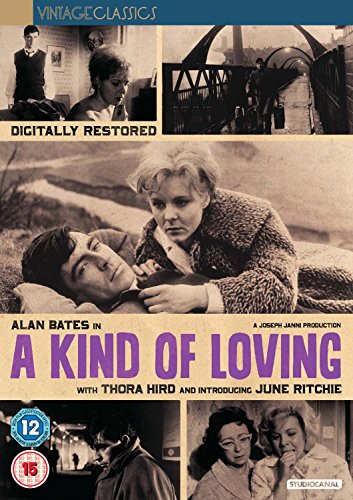 A Kind Of Loving [DVD] [2016] from Studiocanal