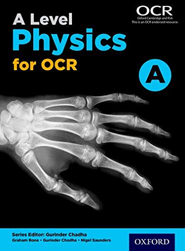 A Level Physics for OCR A Student Book from OUP Oxford