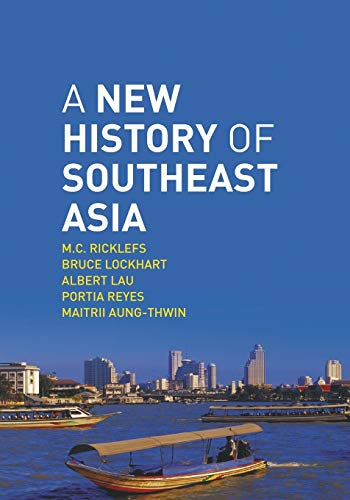 A New History of Southeast Asia from Palgrave