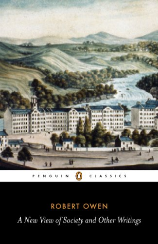 A New View of Society and Other Writings (Penguin Classics) from Penguin Classics