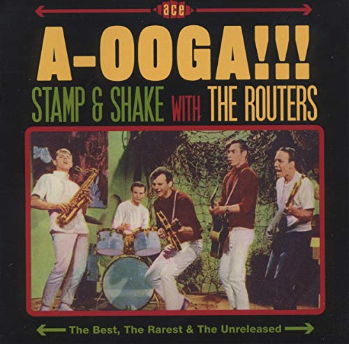 A-Ooga!!! Stamp & Shake With The Routers from ACE