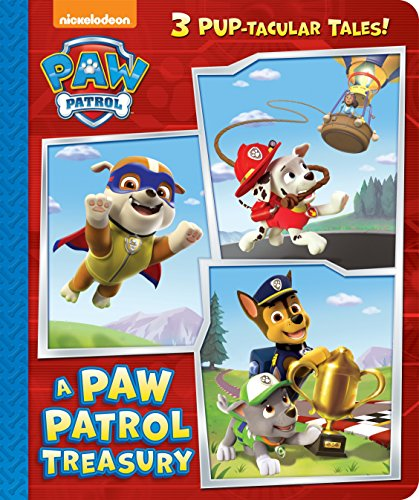 A Paw Patrol Treasury (Paw Patrol) (Padded Board Book) from Random House Books for Young Readers