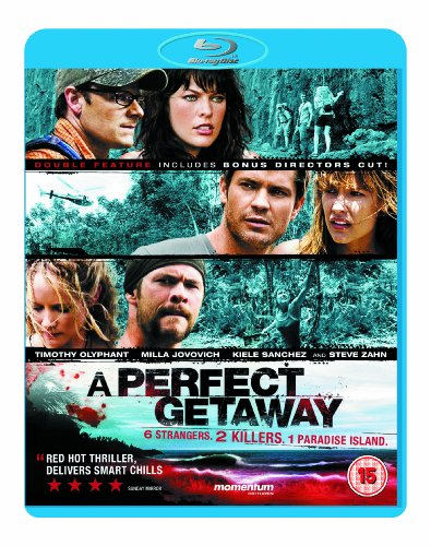 A Perfect Getaway [Blu-ray] from Momentum Pictures