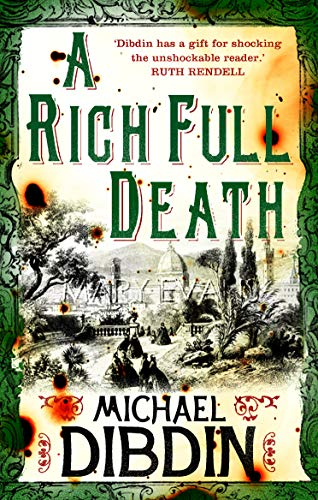 A Rich Full Death from Faber & Faber