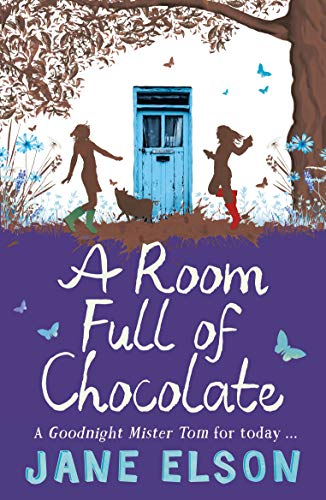 A Room Full of Chocolate from Hodder Children's Books