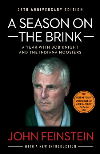 A Season on the Brink: A Year with Bob Knight and the Indiana Hoosiers from Simon & Schuster
