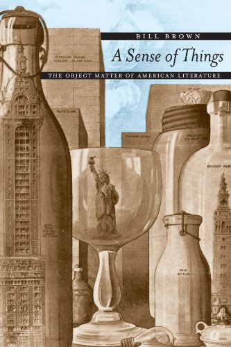 A Sense of Things: The Object Matter of American Literature from University of Chicago Press