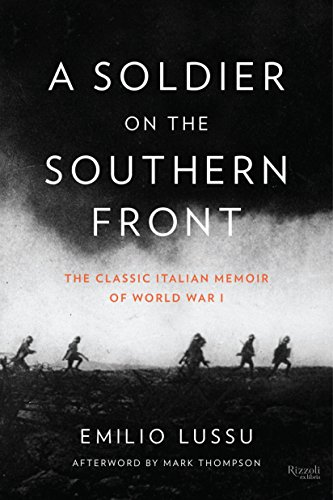 A Soldier on the Southern Front: The Classic Italian Memoir of World War I: The Classic Italian Memoir of World War 1 from Rizzoli International Publications