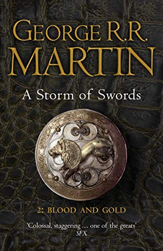 A Storm of Swords, Part 2: Blood and Gold (A Song of Ice and Fire, Book 3) from HarperVoyager
