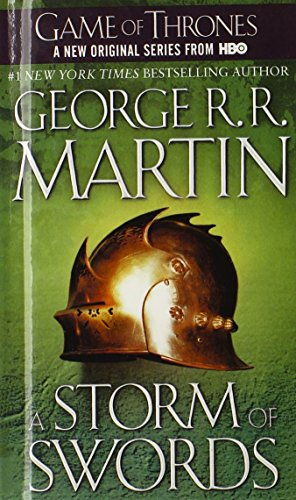 A Storm of Swords: 03 (Song of Ice and Fire) from Turtleback Books