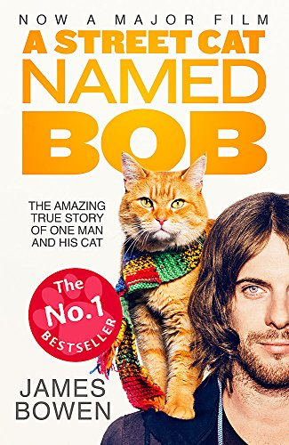 A Street Cat Named Bob: How one man and his cat found hope on the streets from Hodder Paperbacks