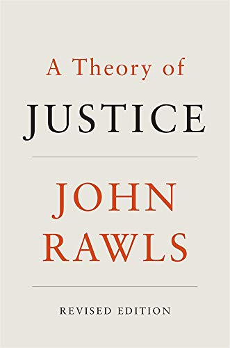 A Theory of Justice from Harvard University Press