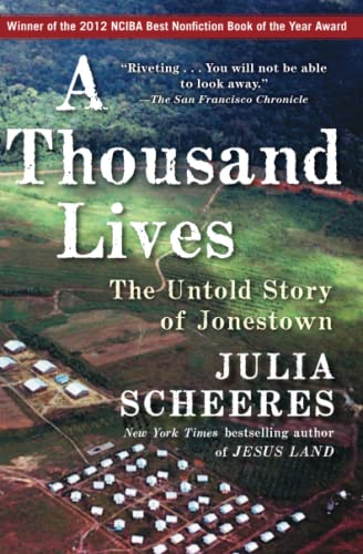 A Thousand Lives: The Untold Story of Jonestown from Simon & Schuster