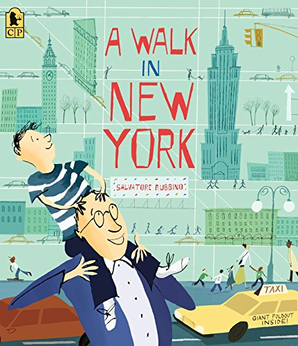 A Walk in New York from Candlewick Press (MA)