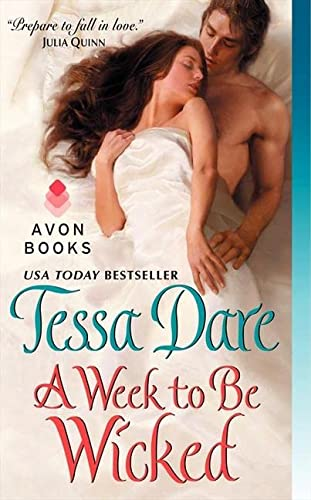 A Week to Be Wicked (Spindle Cove) from Avon Books