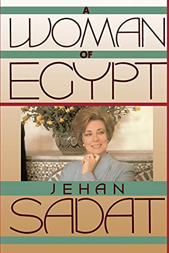 A Woman of Egypt from Simon & Schuster