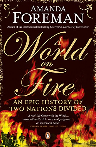 A World on Fire: An Epic History of Two Nations Divided from Penguin