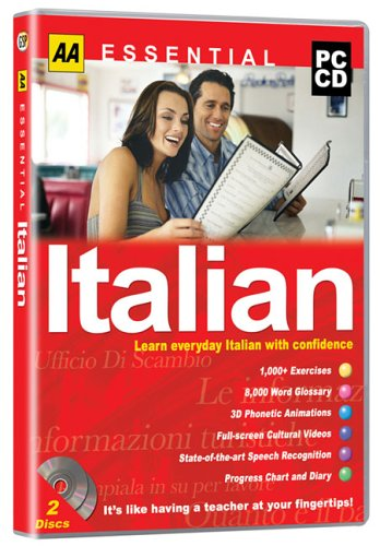 AA Essential Italian from Avanquest Software