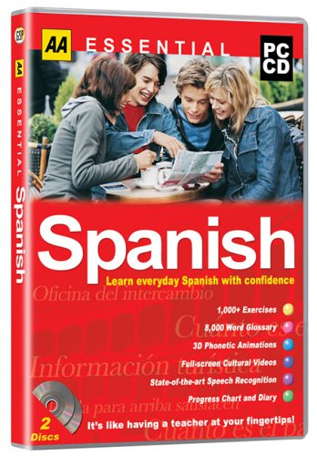 AA Essential Spanish from Avanquest Software