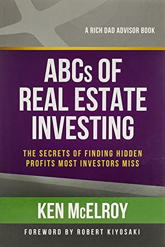 ABCs of Real Estate Investing (Rich Dad's Advisors (Paperback)) from KLO80