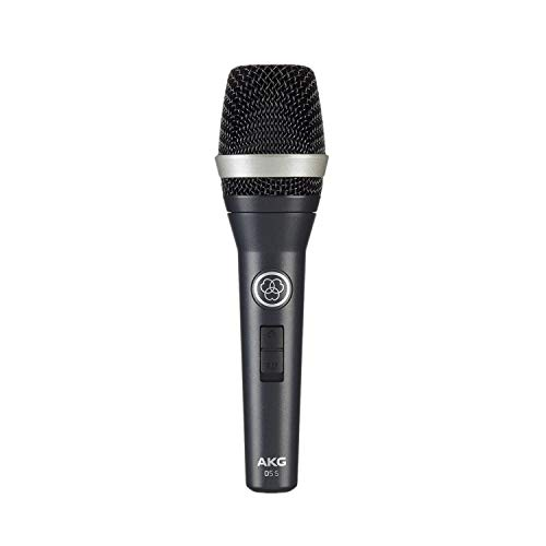 AKG D5s Professional Dynamic Live Vocal Microphone With Switch from AKG